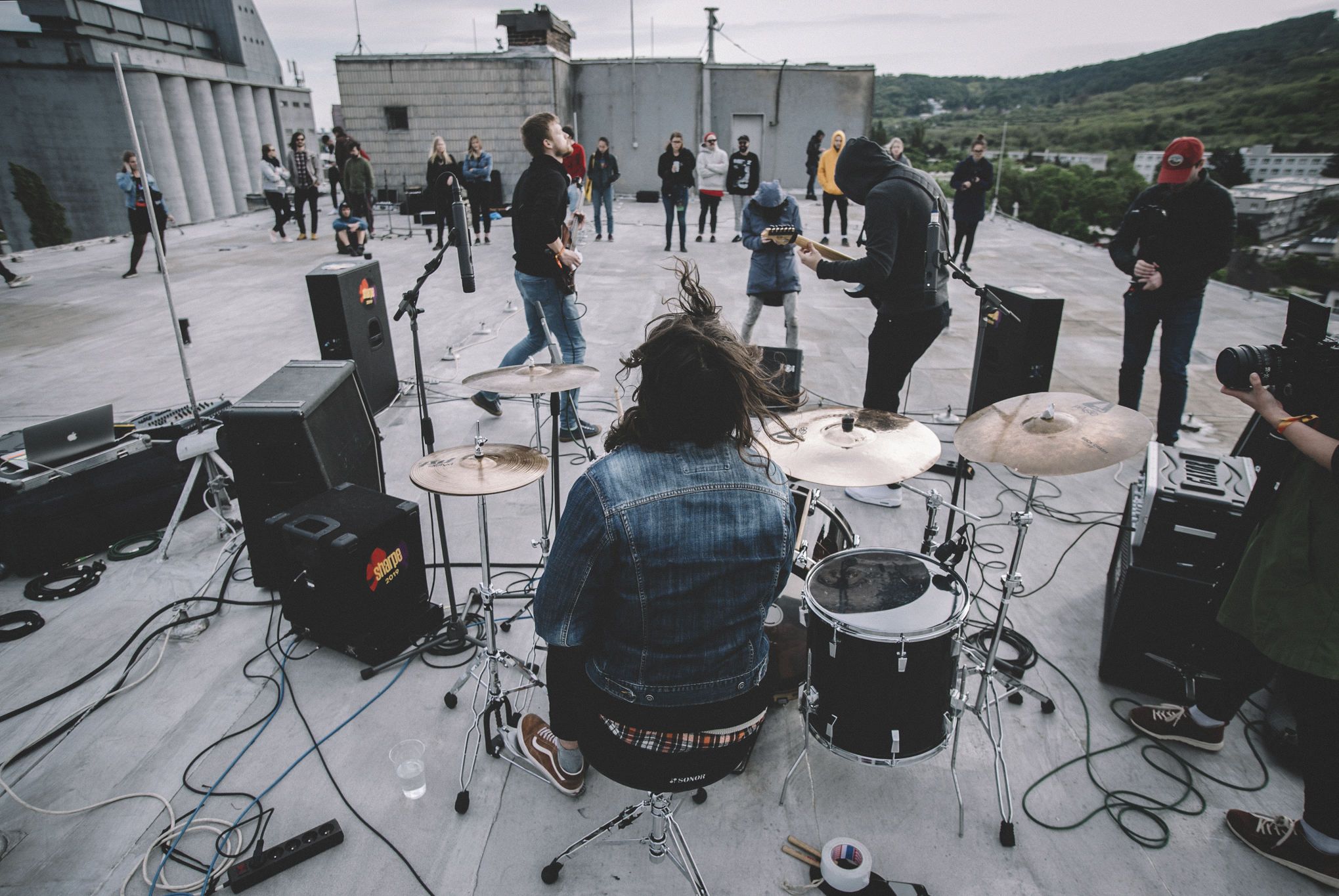 SHARPE 2019 | Rooftop Sessions | Our Stories