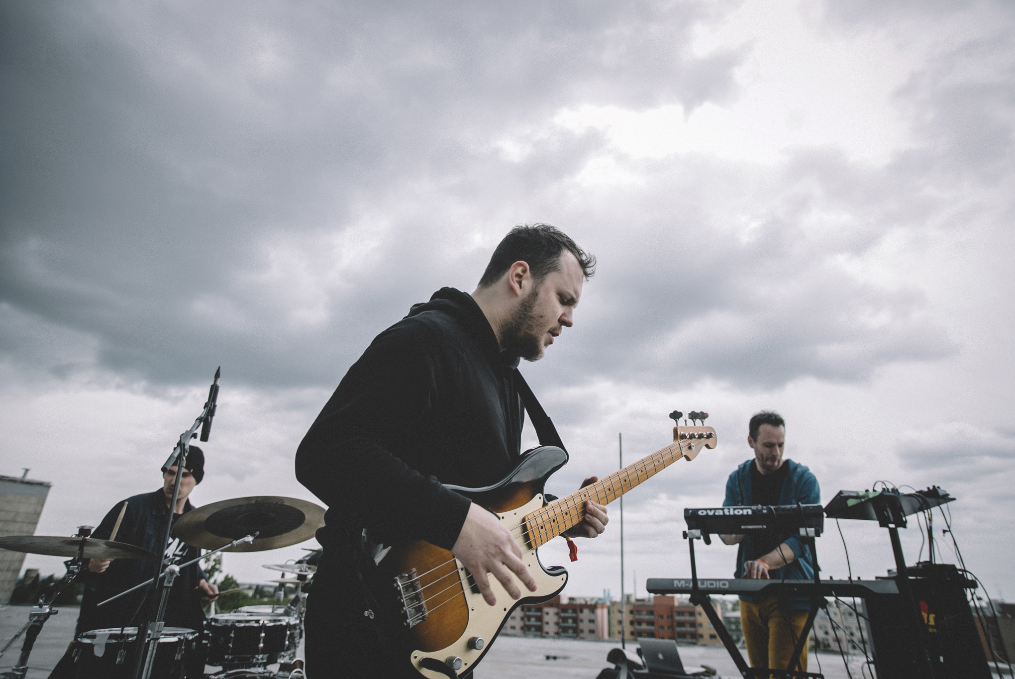 SHARPE 2019 | Rooftop Sessions | Space Cats